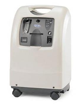 2.- Concentrador de Oxígeno