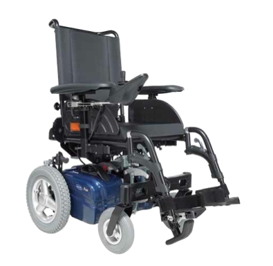 1.- Electric wheel chairs Mod. Fox