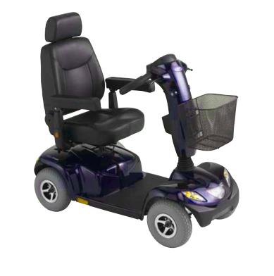 3.- Scooter Grande.