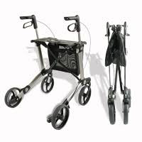 04. - Andador plegable compact