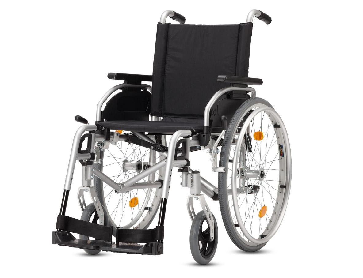 6.- Silla de ruedas ultra ligera