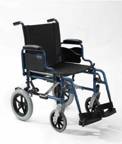 2.- Silla de ruedas Transit Plegable