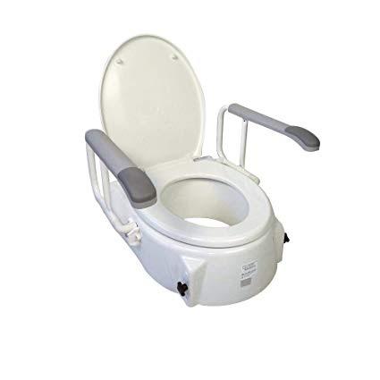 13.- Elevador e WC con Tapa y reposabrazos