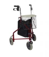 Rental 03.- Andador Rollator mod. Delta 3 ruedas Gran Canaria